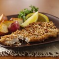 Nut Crusted Musky Fillets
